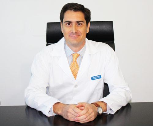 Doctor Enrique Carrasco Naranjo