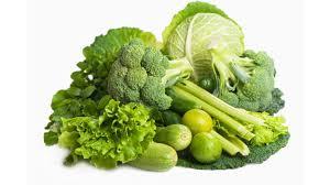 verdura de hoja verde